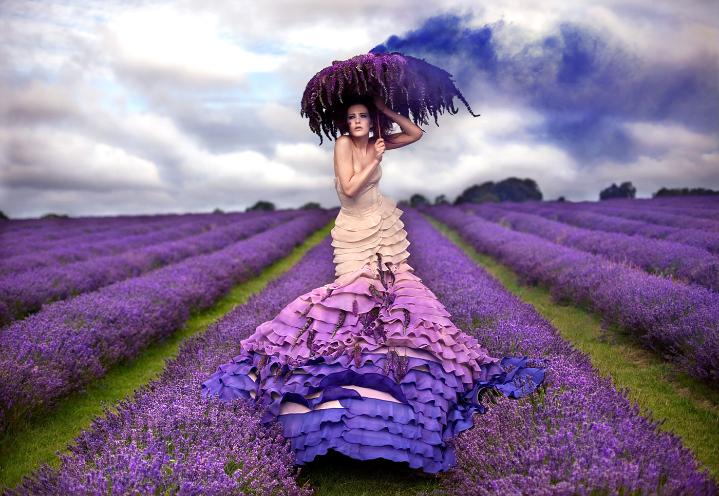 The Lavender Princess