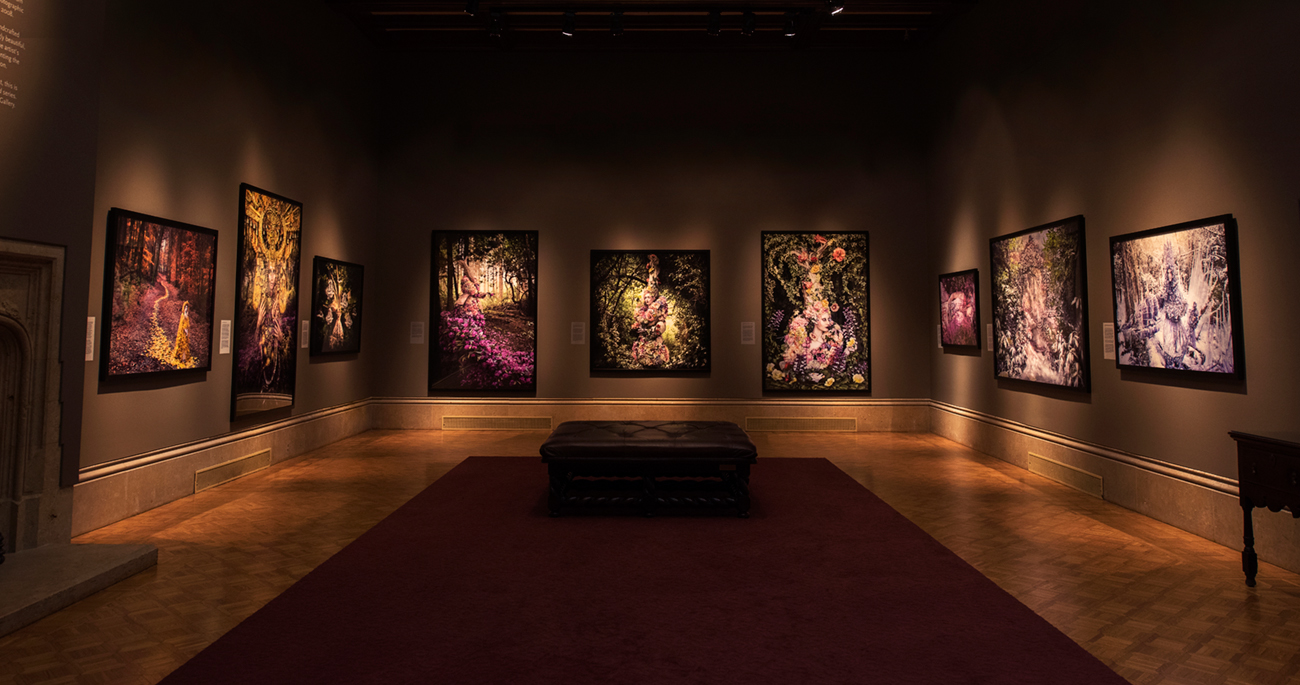 Walk Through of 'Wonderland' at the Paine Museum 2017 (US)