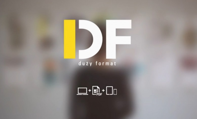Duzy Format  (Promo for print interview) 2015