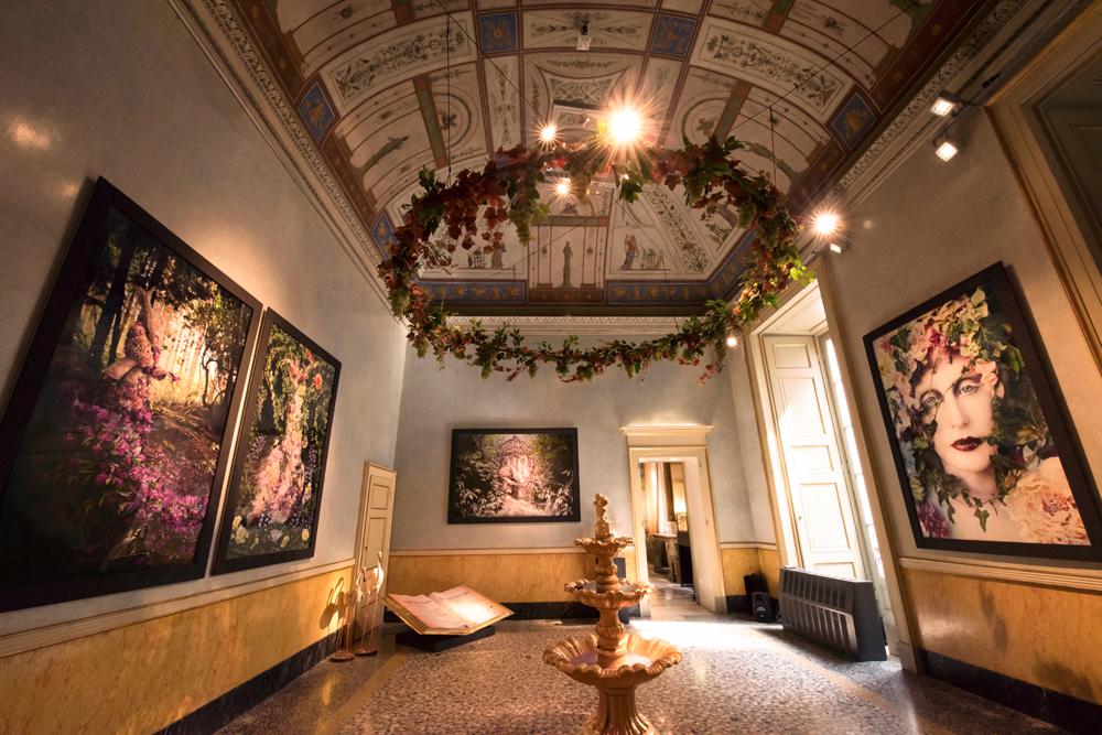 Wonderland Exhibited at the Royal Palace of Milan